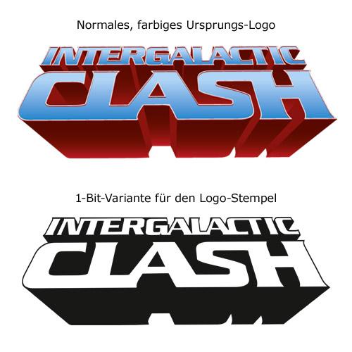 Intergalactic Clash Logo
